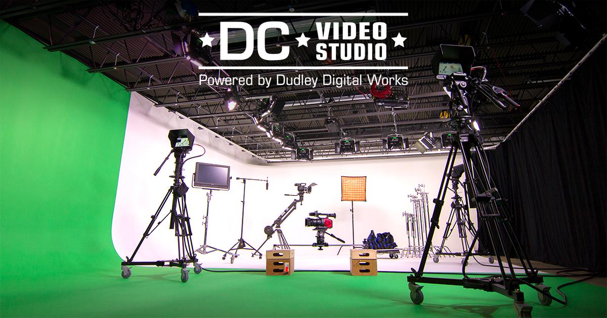 Dc Video Studio Metro Washington Dc Cyclorama